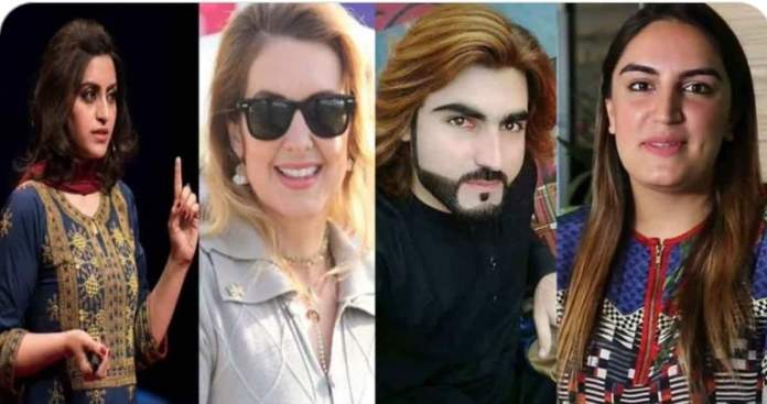 Gulalai Ismail was playing pimp while Bakhtawar Bhutto Zardari was dating Naqeebullah Mehsud, Cynthia D Ritchie claimed a couple of days before on Twitter.