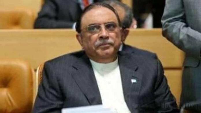 Asif Zardari death news became viral on social media