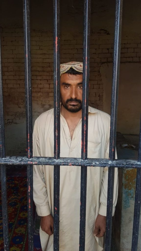 Paedophile Arrested in Dera Ghazi Khan, DG Khan, Punjab, over the charges of child abuse