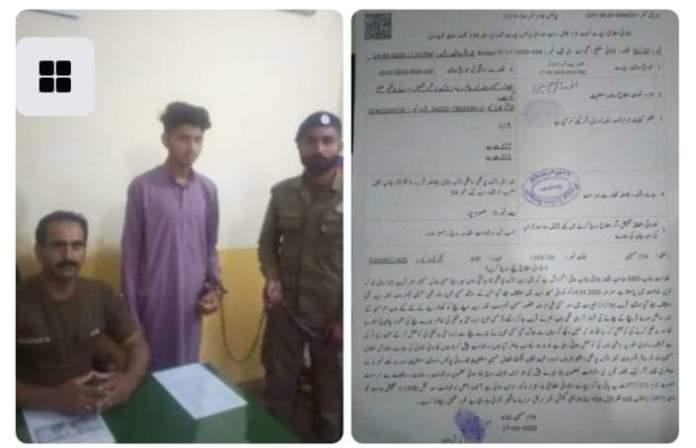 Man arrested for abusing 15-year-old boy inside masjid in Gujrat