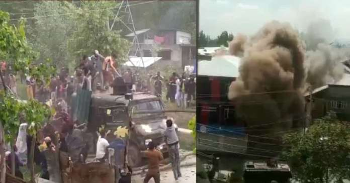 Anger Sparked Across Indian occupied Kashmir After Riyaz Naikoo Myrterd by Indian Army