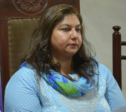 People Demands Arrest Marvi Sirmed Under Section C-295 after her Blasphemous Remarks
