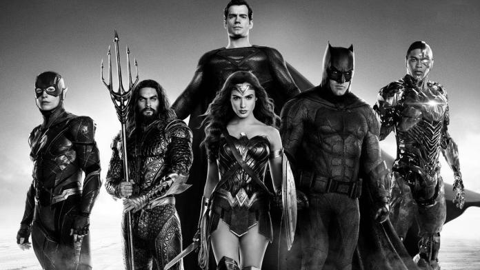 Zack Snyder's Justice league leaked trailer