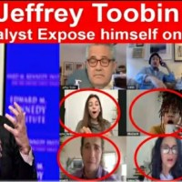 Jeffrey Toobin zoom video leaked - Toobin Suspended for Showing D** on Zoom call