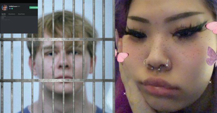 YouTuber Callmecarson accused of grooming minors on Discord servers after a victim, Sam, came forward with the Screenshots of Carson's inappropriate discord messages to her