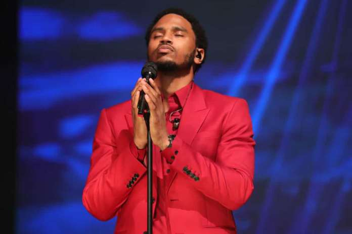 Trey Songz spitting video leaked and goes viral and makes his fans angry for his act during pandemic