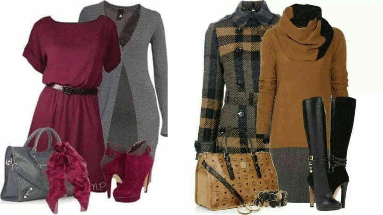 b78ec7100b8c1 اروع تشكيلة ملابس شتوية للبنات اجمل تشكيلة ملابس شتوية للبنات رائعة أحدث  ملابس شتوي للمحجبات تشكيلة رائعة اجمل أزياء لشتاء احدث كولكشن أزياء مودرن  لشتاء ...