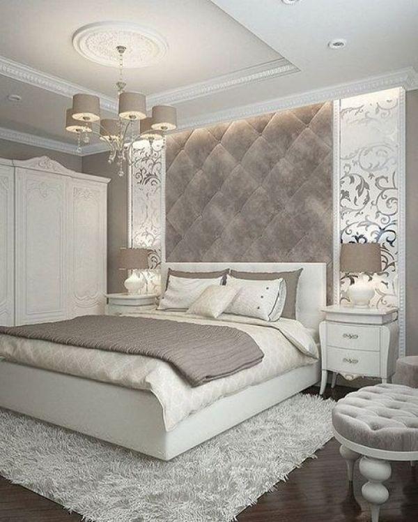 Bedroom Wall Art Inspiration Bedroom Accent Chairs Cupboard Designs For Small Bedroom Bedroom Cupboards With Mirror Designs: اجمل صور دهانات وديكورات شقق 2019 / 2020