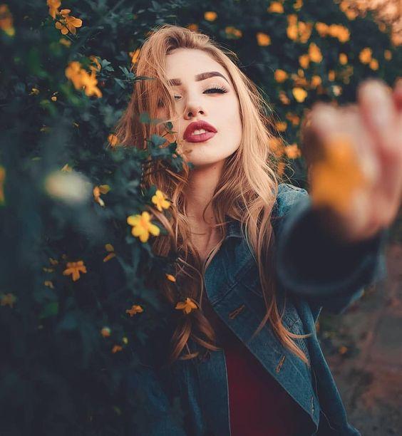 خلفيات بنات حلوة وجميلة في الفيس بوك وانستقرام فوتوجرافر