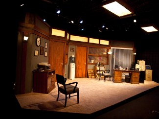 Timothy J. Wiles Theater Stage
