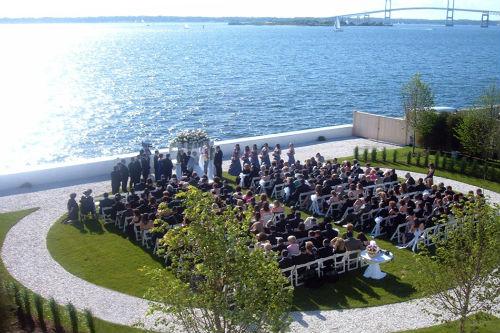 Kennedy Was F Where Reception Wedding S John