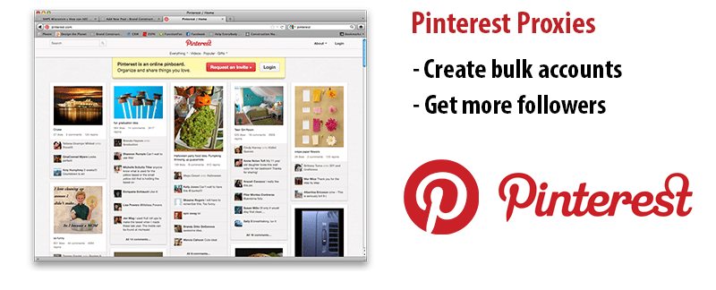 how to create Pinterest accounts