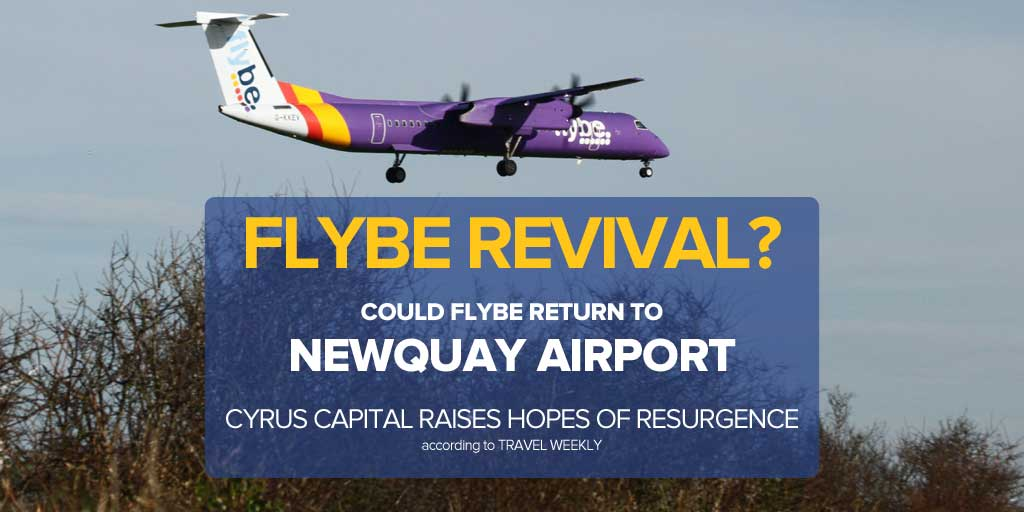 Bid to Revive FlyBe?