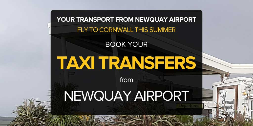 Transport from Newquay Airport