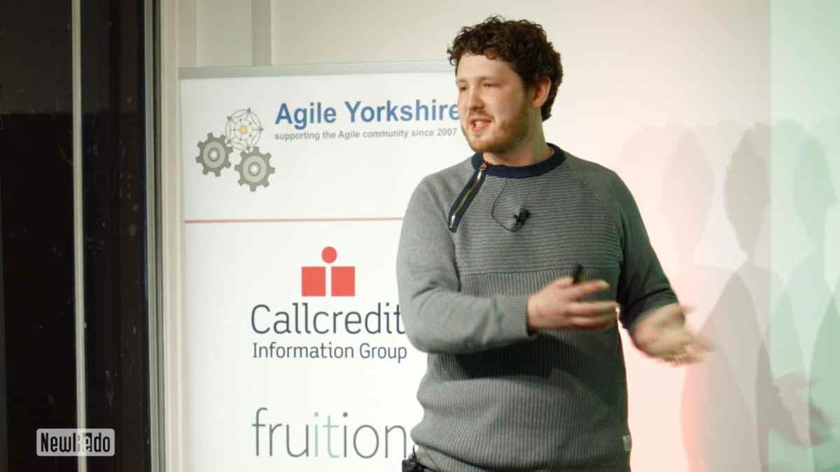 John Le Drew Speaking at Agile Yorkshire