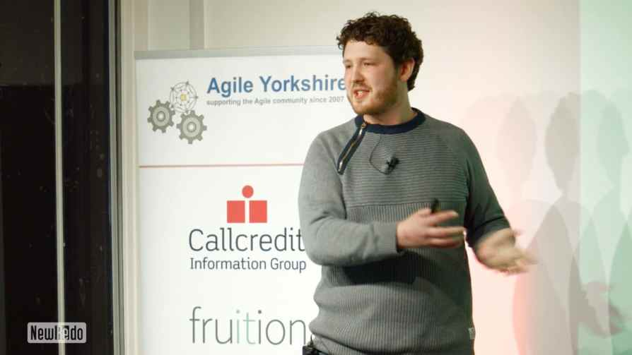John Le Drew Speaking at Agile Yorkshire