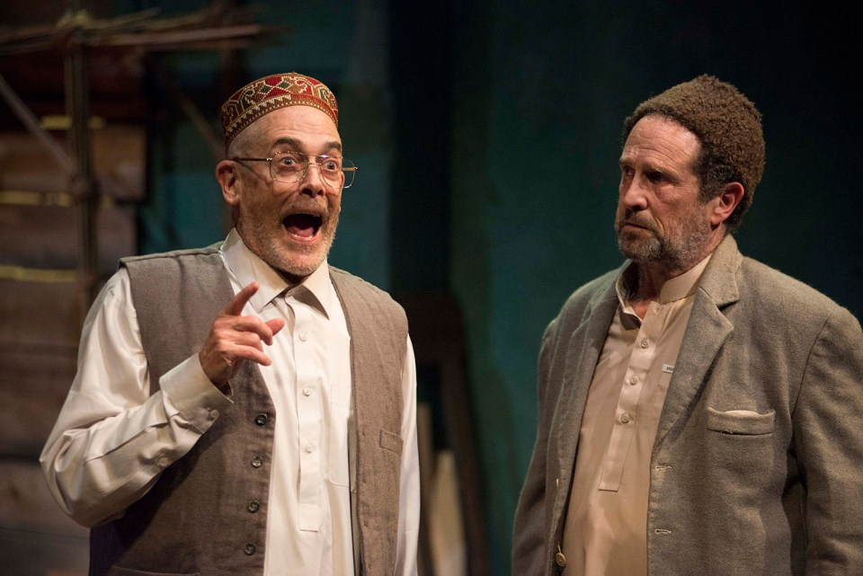 Pictured: Joel Colodner (left) and Jeremiah Kissel (right). Photo by Andrew Brilliant/Brilliant Pictures.