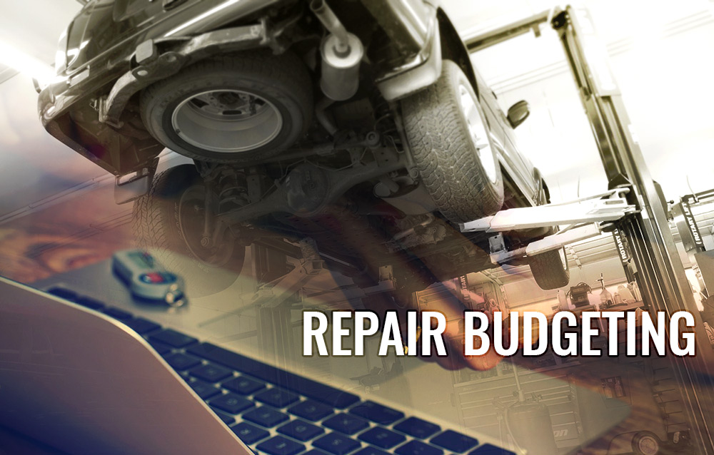 How Much Should I Budget Each Month For Repairs