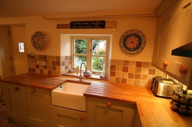 Milbourne Shaker - Sage - Oak Worktops (14)