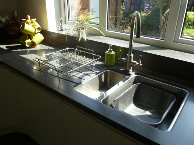 Franke undermount sink stainless steel