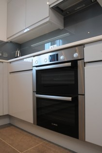 Bosch Single Oven in Brushed Steel