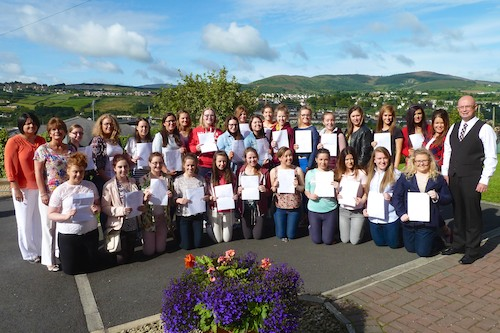 Newry.ie - 100% A Level Pass rate at St Mary's
