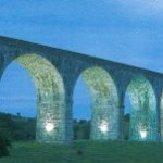 This is the 18 Arches just outside Newry