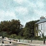 Downshire Road 100 years ago