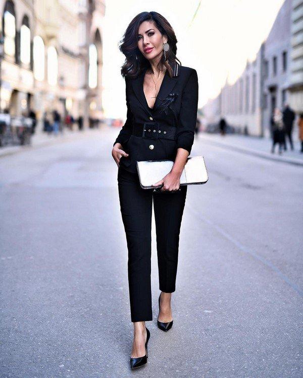 Деловой стиль одежды 2020-2021 года: фото деловой одежды ...