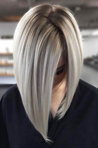 Модные стрижки на средние волосы 2019-2020 фото, красивые ...