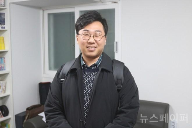 이융희 교수 [사진 = 유승원 기자]