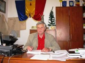 Petrică Prichici, primarul comunei Ion Creangă
