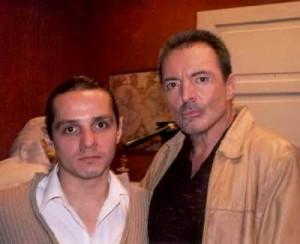 Cristian Prisecaru și Armand Assante