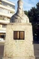 Vechiul bust al lui Miron Costin a fost mutat în comuna Trifești