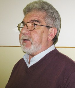 Medicul Ioan Chereji, şeful secţiei Pediatrie din cadrul Spitalului Roman