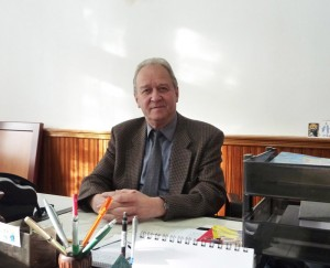 Primarul comunei Gherăeşti, Carol Bereşoaie