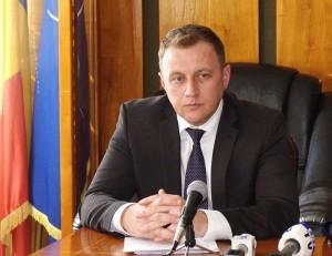 Prefectul Vlad Angheluţă