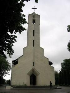 Biserica catolică din Gherăeşti