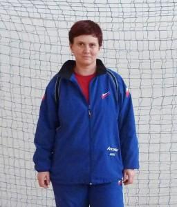 Antrenoarea Vasilica Lazăr