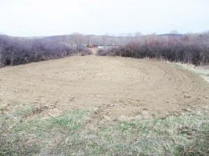 Situl arheologic al Cetăţii Noi a Romanului de la Gâdinţi