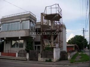 Clădire birouri strada Banatului