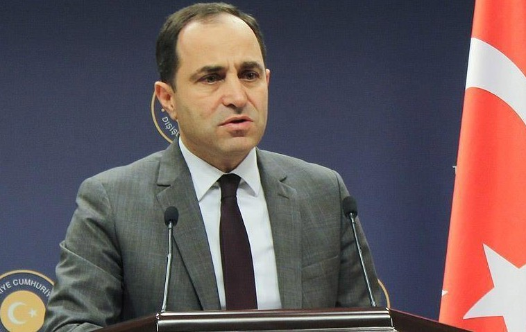 МИД Турции опроверг создание батальона на границе с Крымом