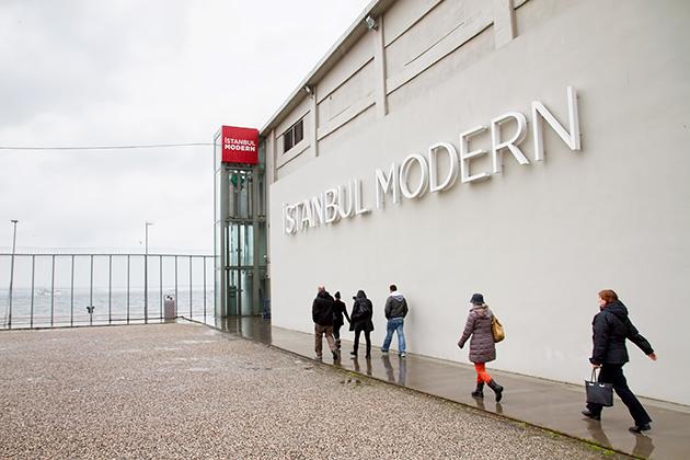 Istanbul Modern покажет зарубежных номинантов Оscar2015