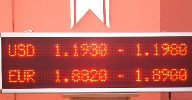 Лира вошла в пятерку самых слабых валют этого года