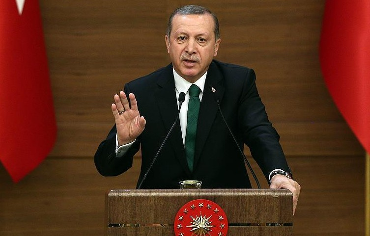 Эрдоган раскритиковал требование Лаврова вернуть Африн