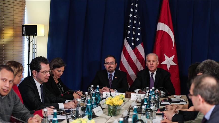 Байден недоволен состоянием свободы слова в Турции