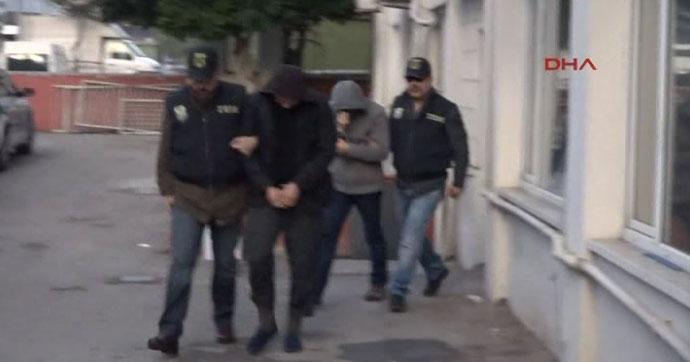 Стали известны личности задержанных в Анталии россиян