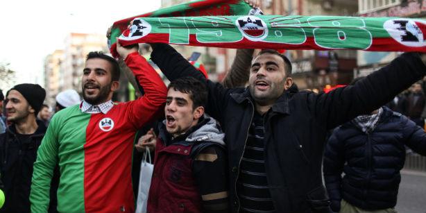 Власти начали расследование против ФК Амедспор