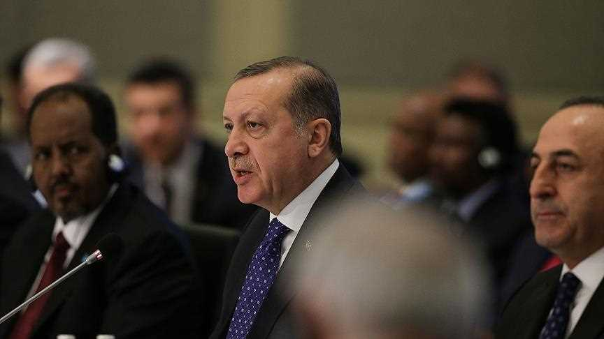 Эрдоган: «Турция спасла честь человечества»