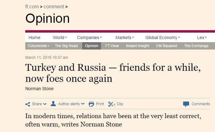Турция прекратила сотрудничество с Россией — ради чего?